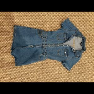 NEVER WORN. Jean romper